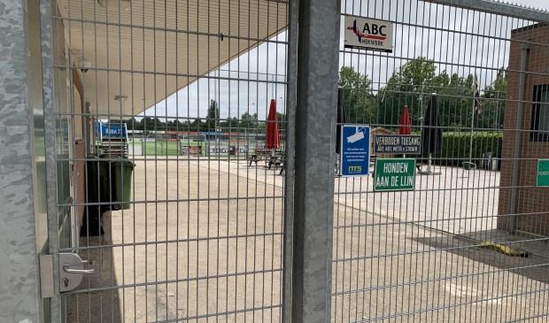 Het sport[park van RODA '23 is gesloten.