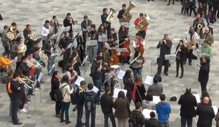 La Banda Simfonica d'Algemesi