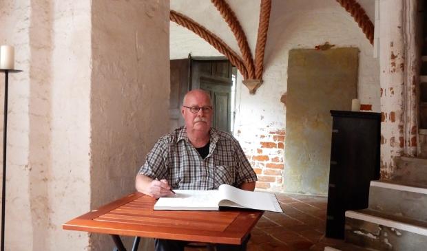 De expositie van kerkinterieurs van Henk Terwal gaat niet door