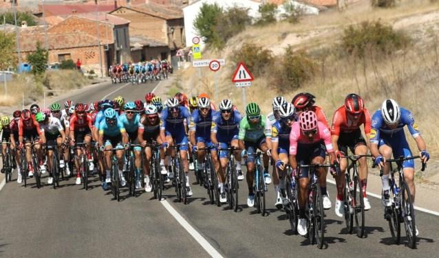 Op zaterdag 15 augustus is de doorkomst van de 75e Ronde van Spanje.