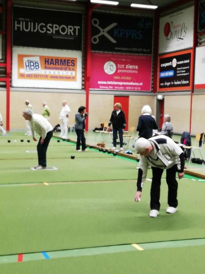 Deelnemers in actie tijdens de Open Dag Archief SportSupport © BDU media