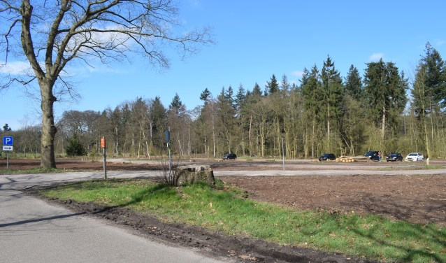 Alle parkeerplaatsen bij recreatiegebieden in de gemeente Baarn worden komend weekend afgesloten.
