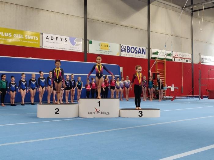 Jaelynn Pieters, Kaylanne van Beek