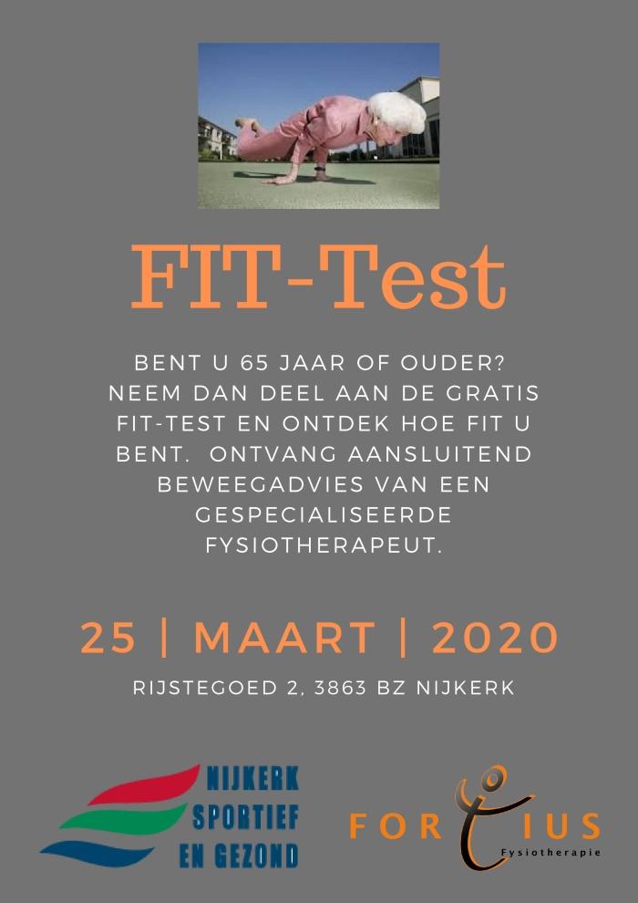 Flyer fittest NSG © BDU Media