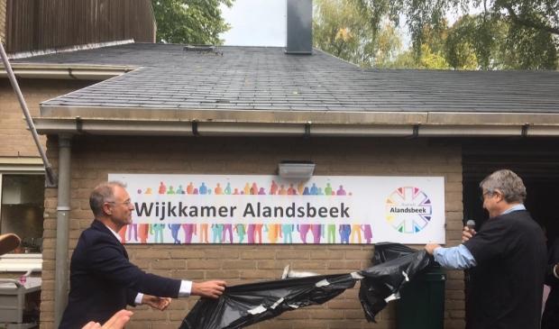 De Wijkkamer van Buurkracht Alandsbeek.