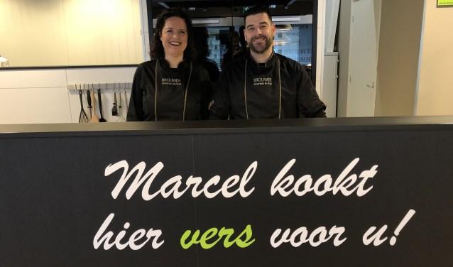 Wendy en Marcel Brouwer