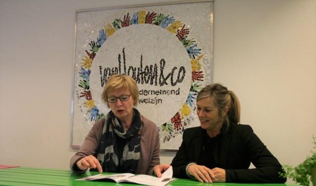 Willy Lagerveen, directeur van vanHouten&co (links) HoutensNieuws © BDU media