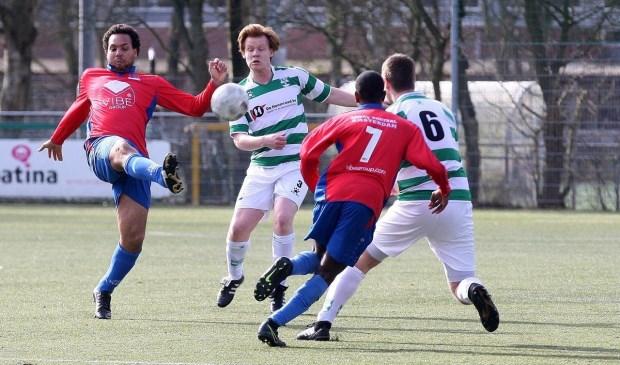 Amstelveen Heemraad verloor thuis met 0-5 van JOS/Watergraafsmeer.