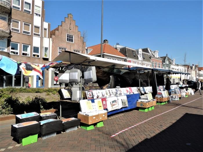 Weekmarkt Hans Blomvliet © BDU media