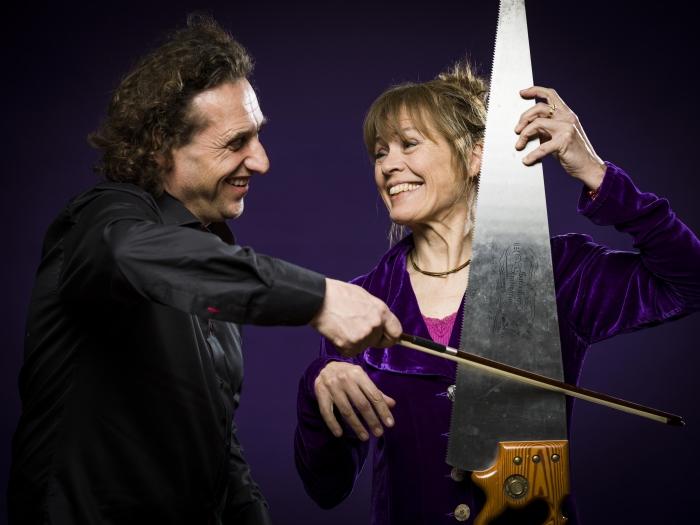 Thijs Bosten en Fay Lovsky