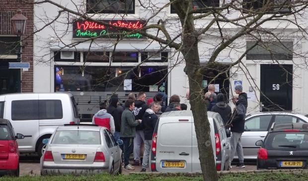 <p>De VVD voorziet een toename van het aantal klanten van Haarlemse coffeeshops.</p>