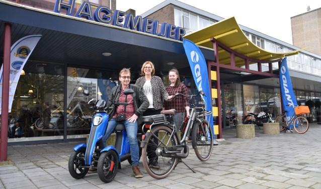 Hagemeijer Tweewielers: voor wwalitatief goede én voordelige fietsen.