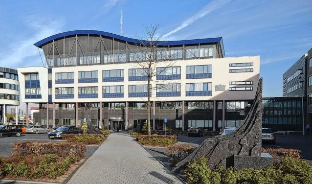 De gemeente wil ook het stadhuis aansluiten op het warmtenet van de Gildenwijk