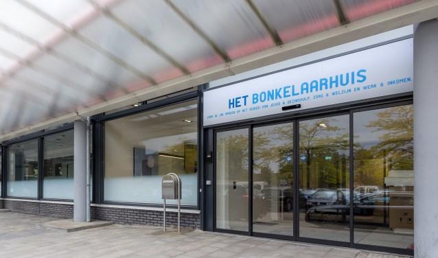 Ingang Bonkelaarhuis
