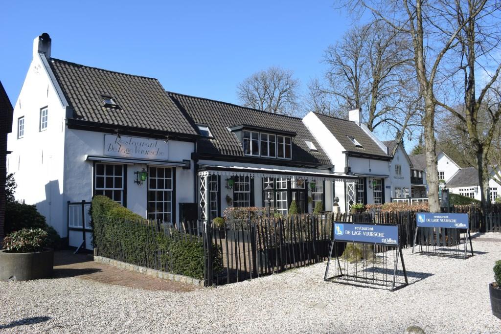 Restaurant De Lage Vuursche. Christine Schut © BDU media