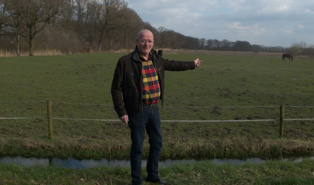 RaadslidHenk Lonink van de VVD is trots op alle landschappen van Leusden.