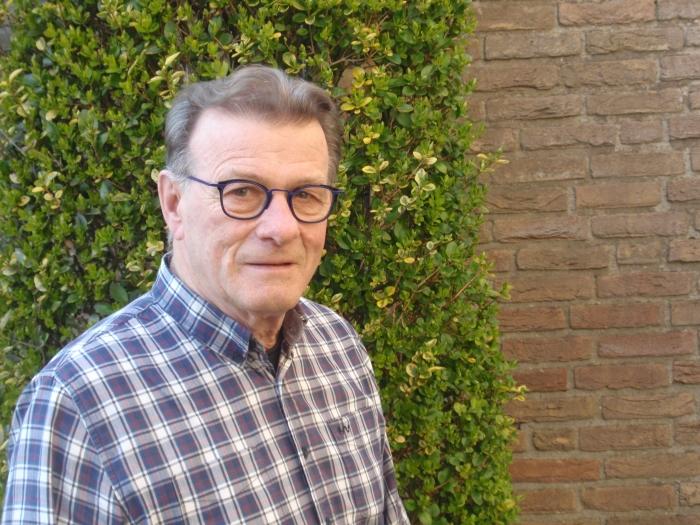 Han van Dam van de PCOB werkgroep Wonen en Zorg