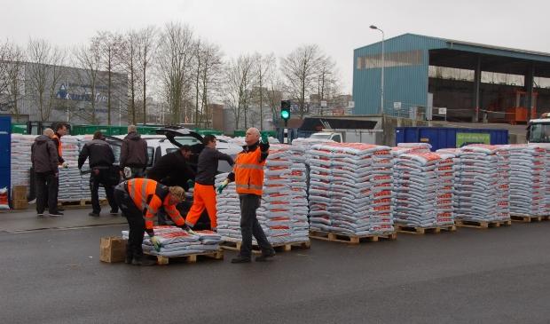 <p>Een eerdere editie van de compostdag in Amstelveen.&nbsp;</p>