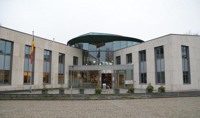 Het gemeentekantoor in Doorn.