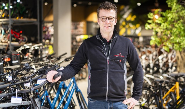 Eric Jansen van Jansen 2wielers: ,,Fietslease is voor meer dan tachtig procent van werkend Nederland zeer interessant.''