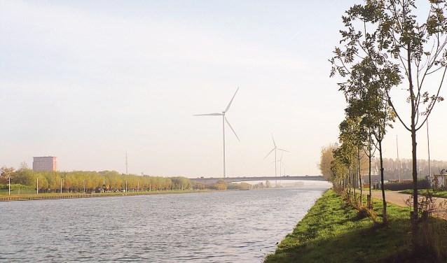 Maatregelen rond het klimaat worden zichtbaar in het landschap