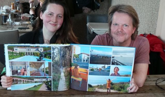 Dennis en Danique Kivit laten foto's zien van hun reis langs Highway 1