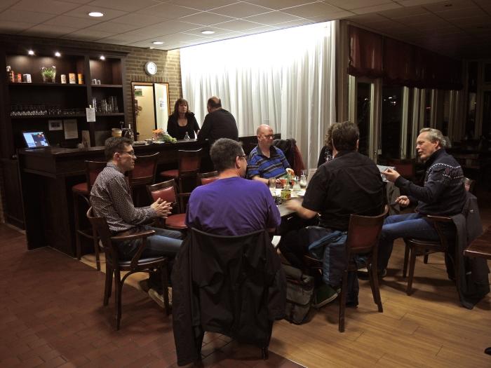 Ontspannen gesprekjes in AD(H)D-café Amersfoort