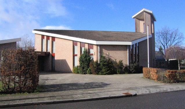 Ontmoetingskerk, Zuilestein