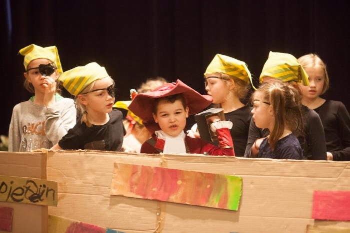 Peter Pan Theaterweek Niek Schuil © BDU