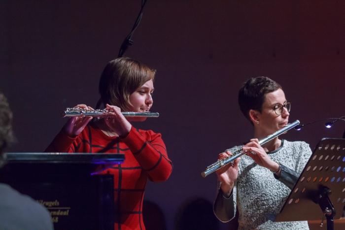 Ons Genoegen houdt 40e solisten- en ensemblesconcours Gerard-Jan Gerritsen © BDU media