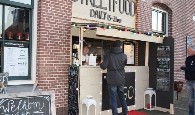 Ook restaurant Het Graanpakhuis speelt in op de dramatische veranderingen.