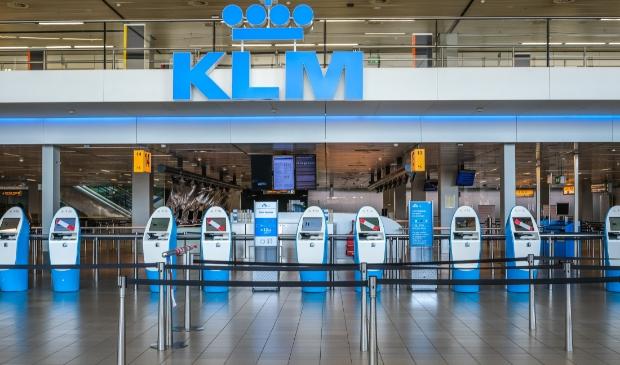 KLM en Schiphol kregen harde klappen in de coronacrisis.