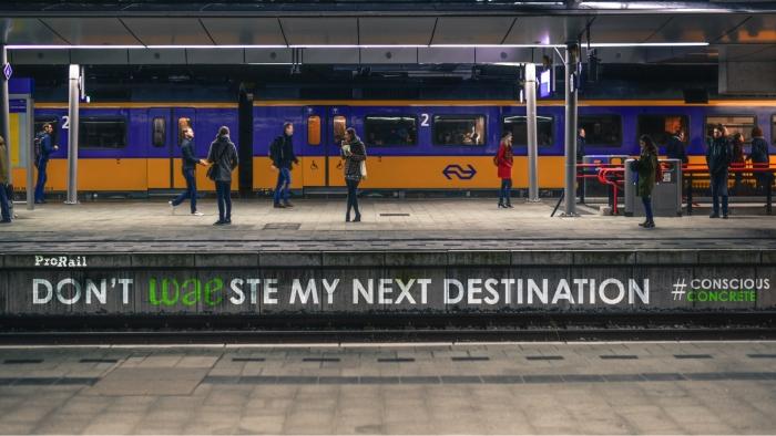 Don't Waeste my next destination