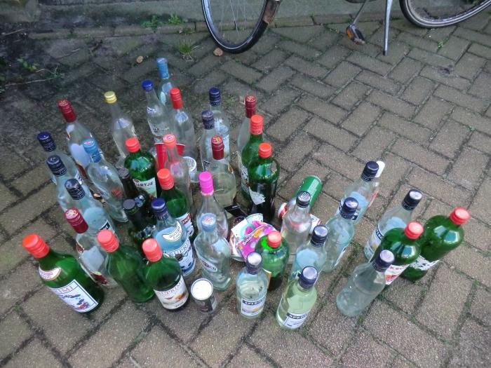 Drankflessen Remco van de Kamp © BDU Media