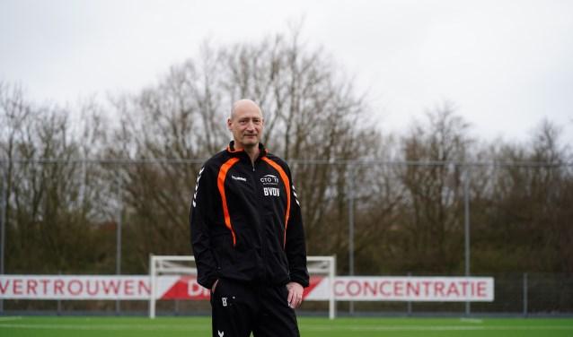 Bob van der Velde woont in Hoofddorp, maar zet zich al bijna twintig jaar in voor het G-team van CTO'70.