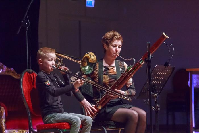 Ons Genoegen houdt 40e solisten- en ensemblesconcours