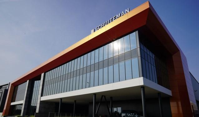 Het kantoorpand van Schuiteman Accountants & Adviseurs aan de Boylestraat in Ede.