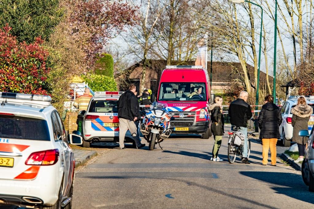 Schietpartij in Cothen KOEN LAUREIJ © BDU media
