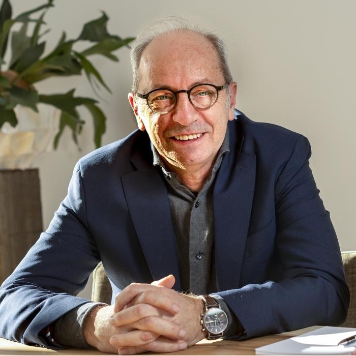 Hans van Westen, directeur GradusGroep