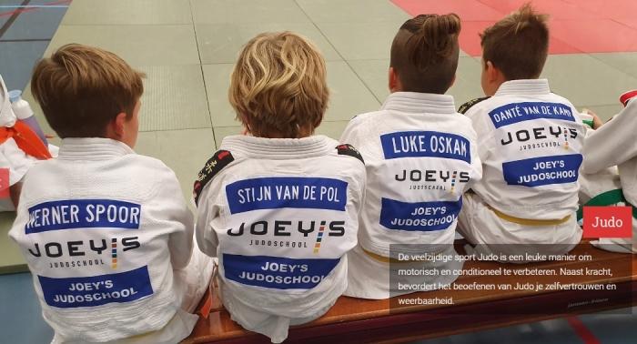 JOEY'S Judoschool