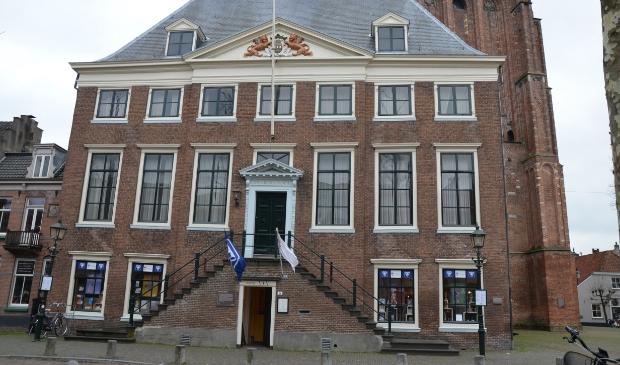 Museum Dorestad komt in het oude stadhuis op de Markt