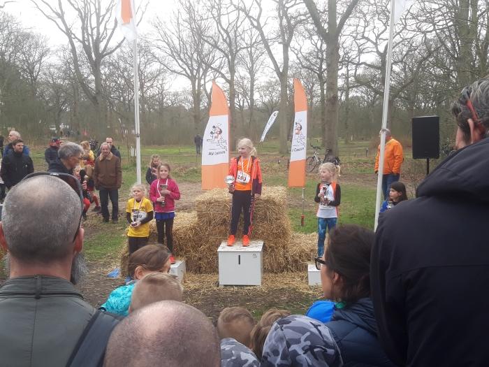 Kari Cranenbroek wint 2e prijs Rik Barlo © BDU media
