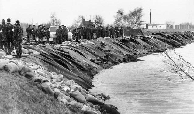 Watersnood in 1995.