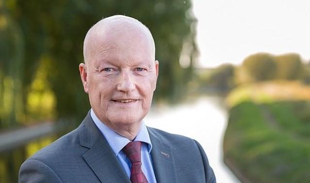 Burgemeester Van Bennekom sprak met de patiënt