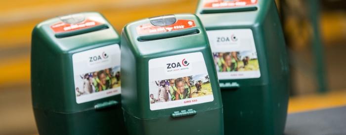 ZOA collecte