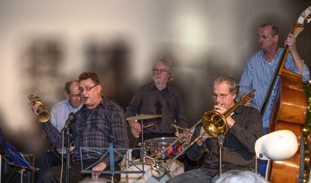 Four Stream N.O. Jazz Band