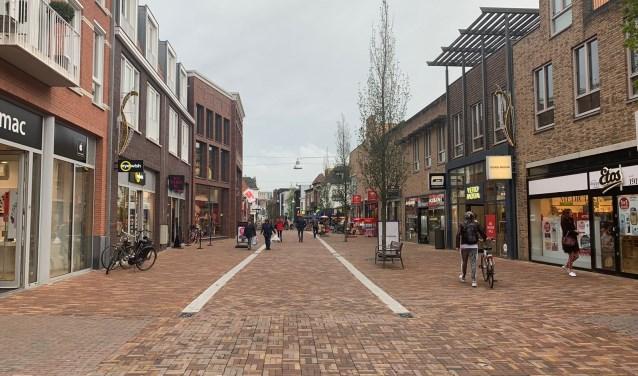 In Ede is de H&M gevestigd aan de Grotestraat 31.