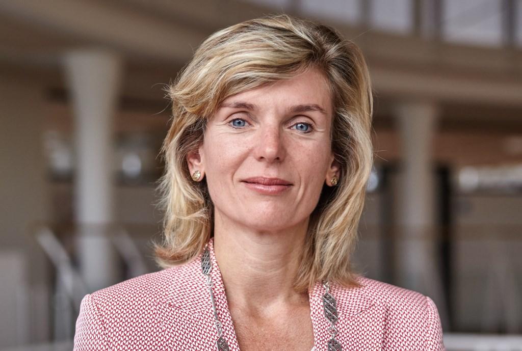 Burgemeester Joyce Langenacker.
