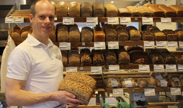 Een jaar geleden openden Roel en Caroline de bakkerij in Ede.