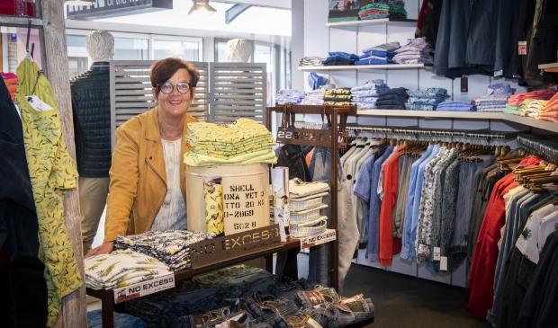 Gerda den Boer is zestien jaar eigenaar en het gezicht van Man of the World Hardinxveld-Giessendam.
